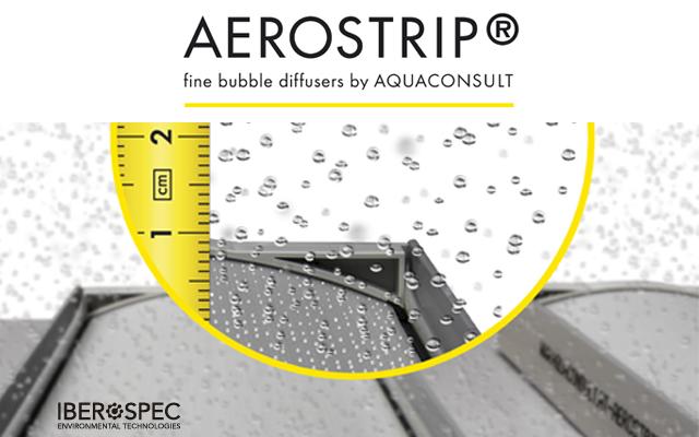 Difusor Aerostrip - Iberospec